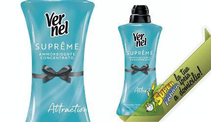 "AMMORBIDENTE ""Supreme"" prof. ATTRACTION 1100 ml – Vernel"