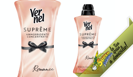 "AMMORBIDENTE ""Supreme"" prof. ROMANCE 1100 ml – Vernel"
