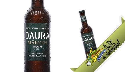 "BIRRA Doppio Malto ""Senza Glutine"" 330 ml – Daura"
